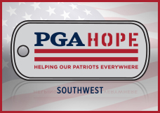 PGA HOPE Southwest